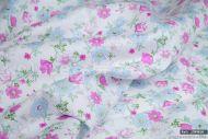 Floral 100% Cotton Fabric (per meter)