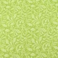 Riley Blake Christmas Green Holy 100% Cotton Fabric Fat Quarter