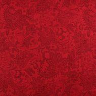 Penny Rose Fabrics Red 100% Cotton Fabric Fat Quarter