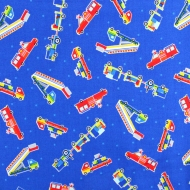 Henry Glass & Co Airports Airplanes Flying Cotton Quilting Craft Fabric Fat Quarter