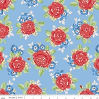 Riley Blake Designs Premium Quality Quilting Craft Dress-making 100% Cotton Fabric per meter, 110cm width